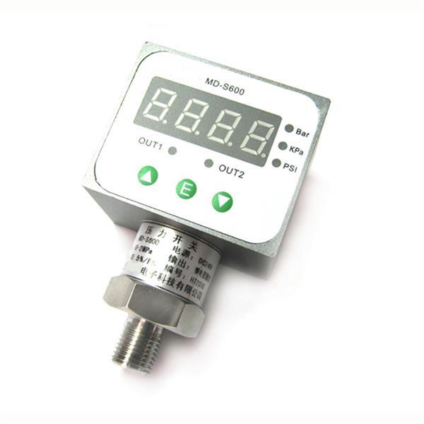 电子式压力开关/智能数显压力表/液压压力开关/油压控制器